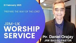 Online Church | JRM-UK United Worship Service
