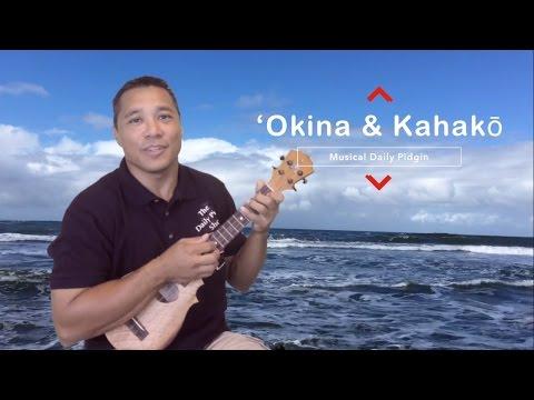 The (Musical) Daily Pidgin - ʻOkina and Kahakō #6