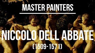 Niccolo dell Abbate (1509-1571) A collection of paintings & drawings 4K Ultra HD Silent Slideshow