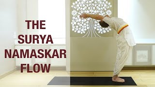 The Surya Namaskar Flow | Follow Along