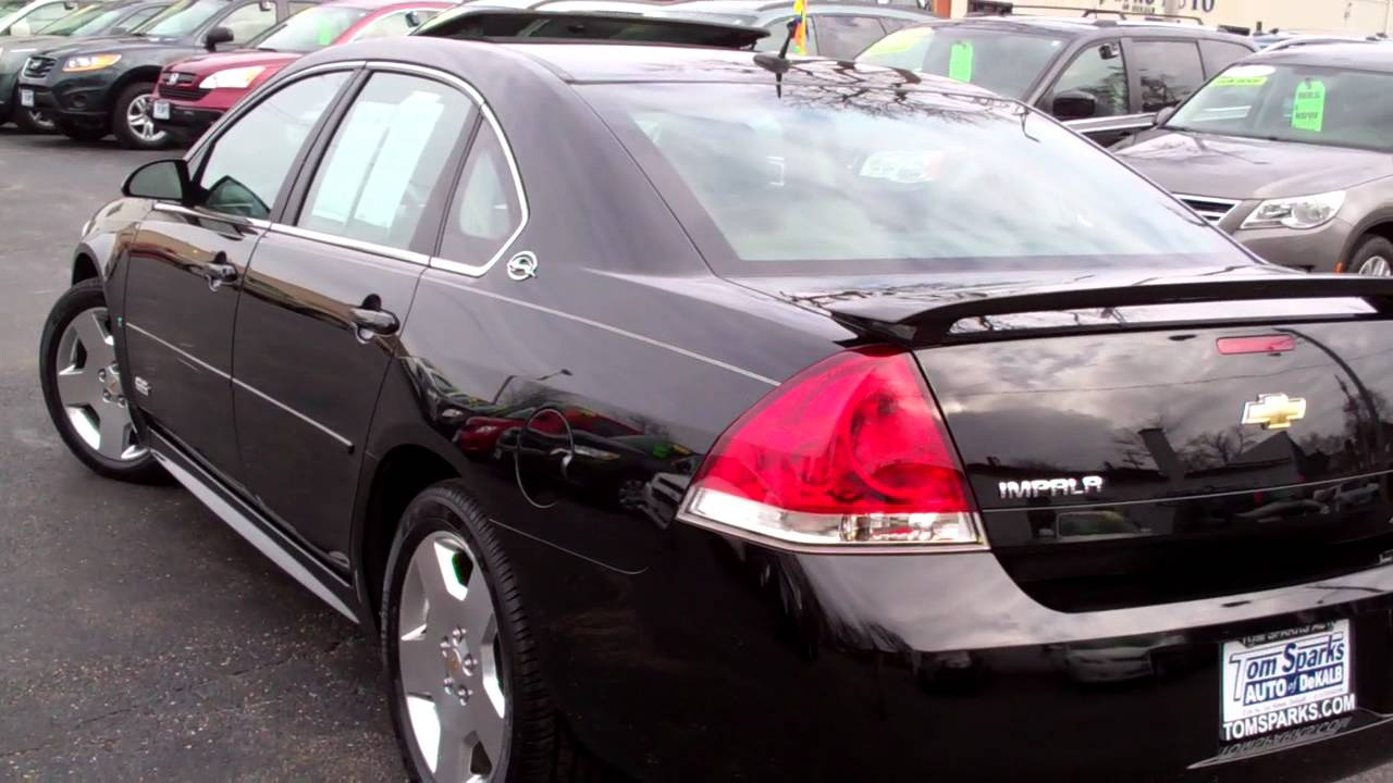 2009 chevy impala ss for sale