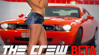 The Crew (BETA) PC Gameplay ULTRA MAXED OUT