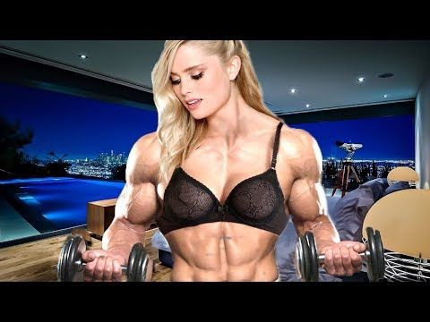 Top 10 Sexiest Female Bodybuilders of All Time | Bodybuilders  2018 !