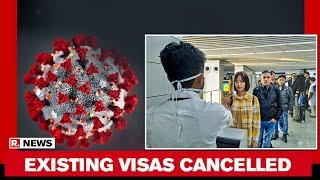 India Fights Coronavirus: MHA Cancels All Existing Visas To Foreigners; Issues Travel Advisory