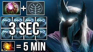 3s Shield +450 Area Damage/HP Octarine Core Abaddon vs Abed Meepo Cancer Gameplay 7.07 Dota 2