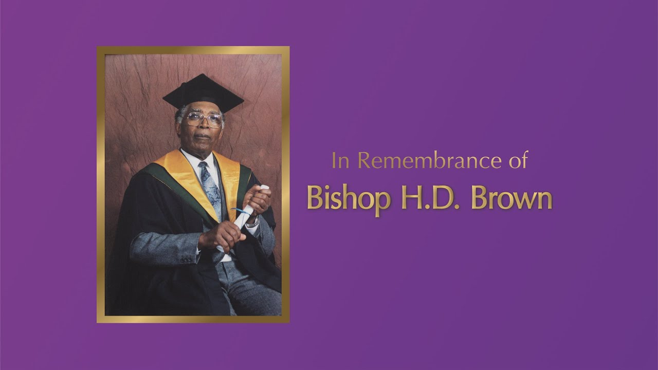 BISHOP BROWN