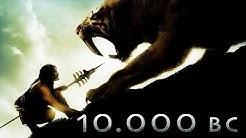10,000 B.C. - Trailer HD deutsch