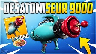 Fortnite: The New Plasma Micro-Explosion Launcher on Saving the World! - ( Deatosizer 9000)
