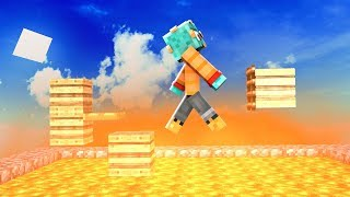 HOW TO: MINECRAFT PARKOUR... Back to School! | MicroGuardian