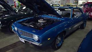 1969 Chevrolet Camaro COPO Re-Creation.mp4