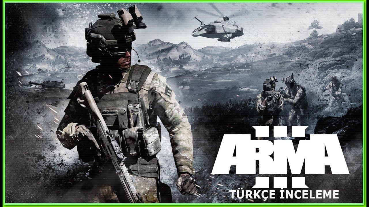 Arma 3 Türkçe Oyun İnceleme-İndirimde Denemek