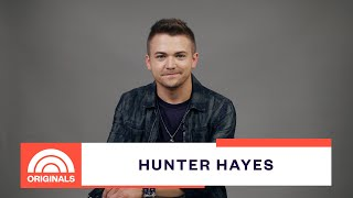 Hunter Hayes Reveals The 1 Artist He's Dying To Collaborate With   TODAY Originals