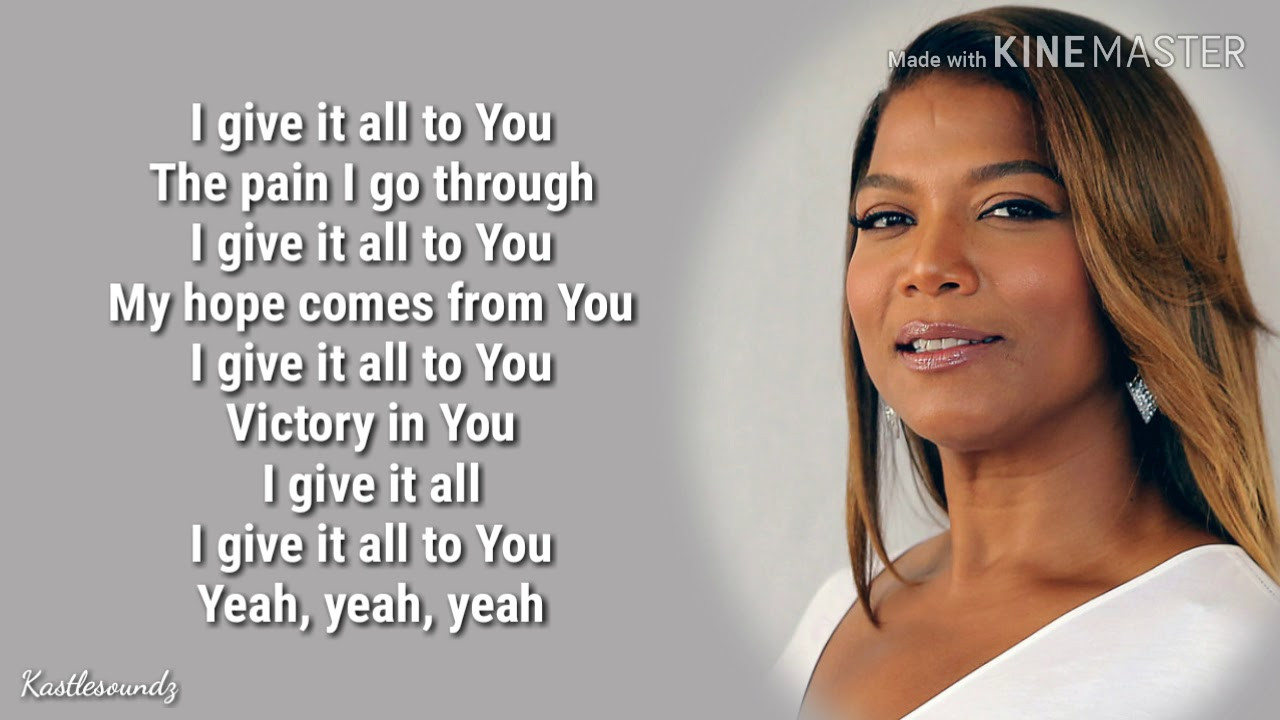 Download STAR - I Give It All (feat. Queen Latifah & Major) [Lyrics]