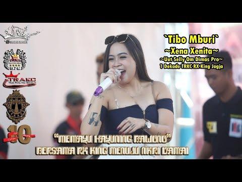 Tibo Mburi - Xena Xenita Om Dimas Pro 1 Dekade TRAKC RX King Jogja