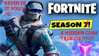 FORTNITE SEASON 7 EASTER EGG/HIDDEN SECRET? READ DESCRIPTION FOR LOCATION