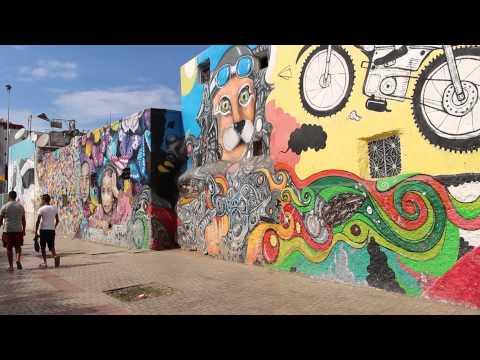 Street art Casablanca
