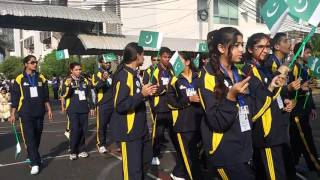 Beaconhouse International Student Convention Parad