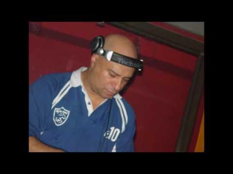 Aldo Haydar live mixing @ X4 radio, buenos aires 2003