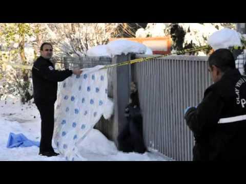Otomatik kapı ile duvar arasına sıkışan kadın işçi öldü