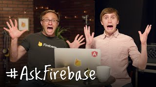 Ask the Firebase team your Firebase questions. This week on the sho...