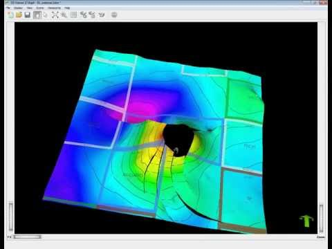 Using 3D Visualization to Improve the Understanding of 2D Interpretation