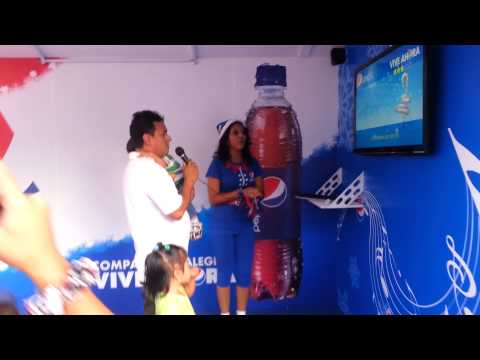 Karaoke Pepsi Navidad