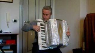 Las Secretarias - Cha Cha Cha - Accordion Music Acordeon Accordeon Akkordeon Akordeon
