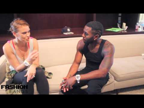 Jason Derulo Talks MTV VMA 2013, Jordan Sparks, Fashion and More!