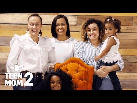 Briana's Family Photo | Teen Mom 2 | MTV