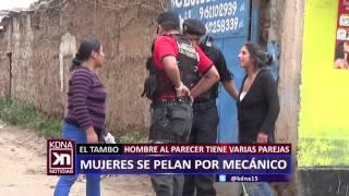 PELEAN POR AMOR DE MECÁNICO