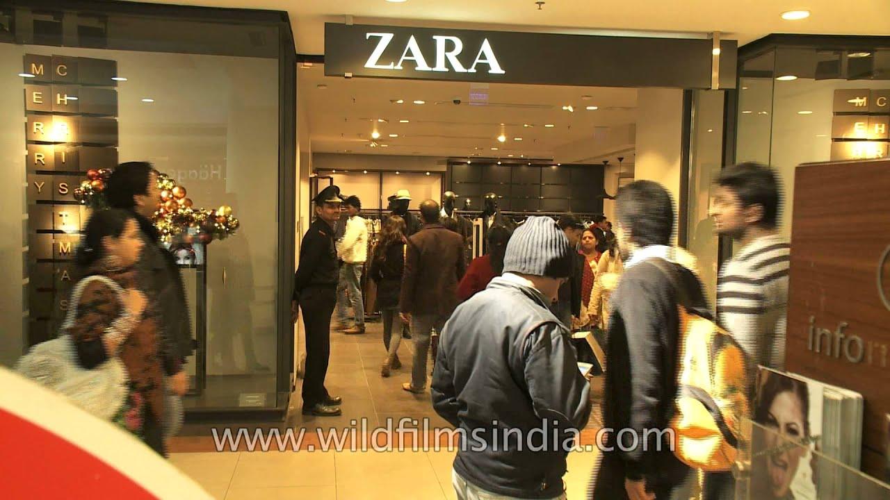 0a20bca4 Zara store at Select citywalk, Saket