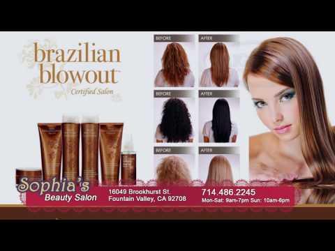 Sophia beauty Salon logo