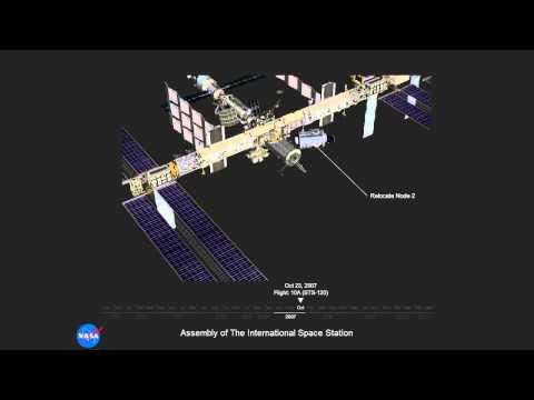 Station Assembly Animation