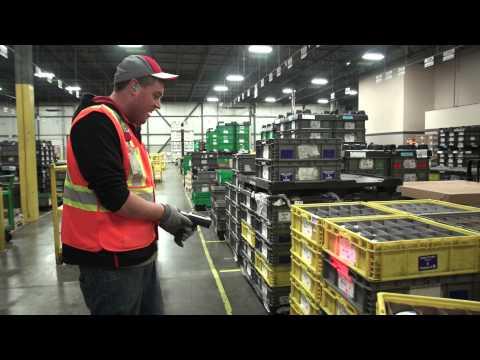 TFT Logistics & Distribution