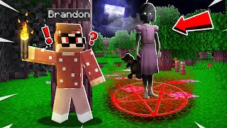 If you see her at night in Minecraft, Do NOT Help Her... [Lil Susie Creepypasta]