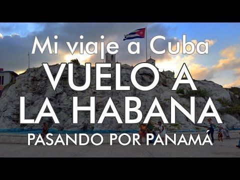 Mi viaje a Cuba - 1 - Preparativos / Vuelo a La Habana