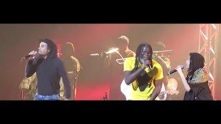 Tiken Jah Fakoly (Guest Nneka & Patrice) - War Ina Babylon (Live)