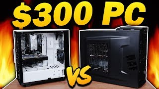 $300 Gaming PC - ONLY Used Parts (Challenge)