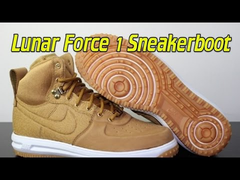nike-lunar-force-1-sneakerboot-wheat---review-+-on-feet