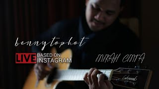 Inikah Cinta - M.E (Jamming Produktif) Cover by Benny Tophot and Friends