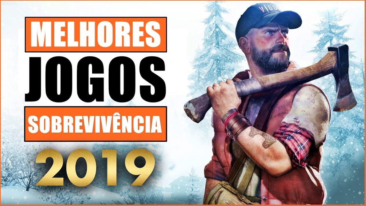 TOP 10 : MELHORES JOGOS DE SOBREVIVÊNCIA (2019) - PS4/XONE/PC