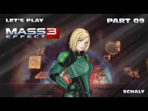 Let's Play Mass Effect 3 (blind) - Part 09: For The Empire