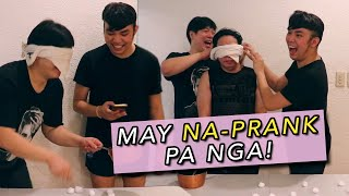 THE COTTON BALL PRANK (LAPTRIP SOBRA) | CHAD KINIS VLOGS