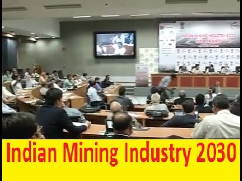 Discussion on Indian Mining Industry 2030 with Piyush Goyal