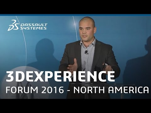 How 3DEXPERIENCE Delivers Successful Business Outcomes - 3DEXPERIENCE Forum 2016 - Dassault Systèmes