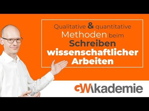 Quantitativ und Qualitativ | 5 Unterschiede der besten empirischen Forschungsmethodenиз YouTube · Длительность: 8 мин22 с