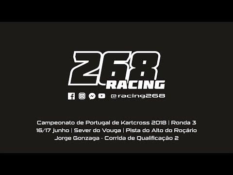 R268 | CPKX 2018 | R3 | Sever do Vouga 1 | Corrida 2