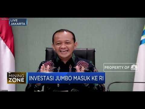Ini Jawaban Bos BKPM Soal  Investasi Tesla Di Indonesia