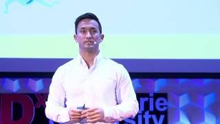 The power of a smile | Steven Lin | TEDxMacquarieUniversity