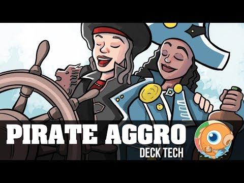 Instant Deck Tech: Pirate Aggro (Standard)
